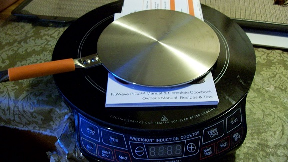 magnetic burner